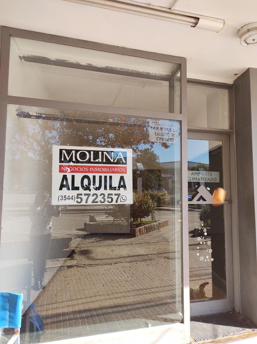 Foto Local en Alquiler en  Mina Clavero,  San Alberto  Av. San Martín al 800