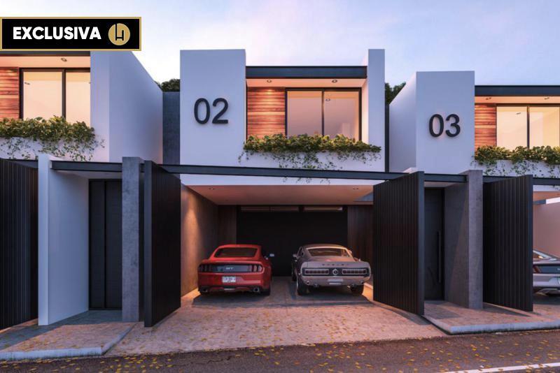 Foto Casa en Venta en  Fraccionamiento Montebello,  Mérida  CUMBRES DE MONTEBELLO | MODELO A