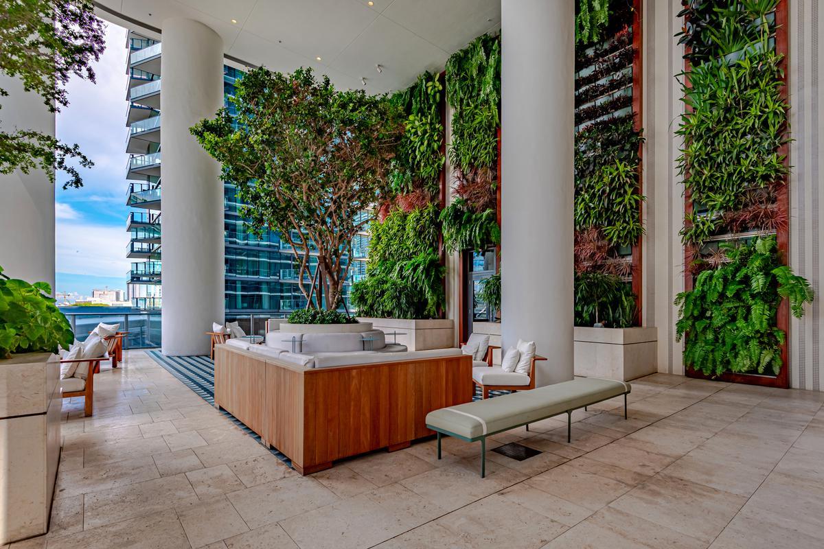 Foto Departamento en Venta en  Brickell,  Miami-dade  801 S Miami Ave 4802, Miami, FL 33130