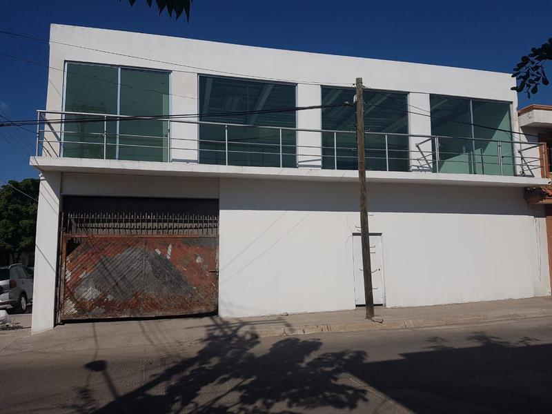 Foto Oficina en Renta en  Tierra Blanca,  Culiacán  BODEGA EN RENTA EN COLONIA TIERRA BLANCA