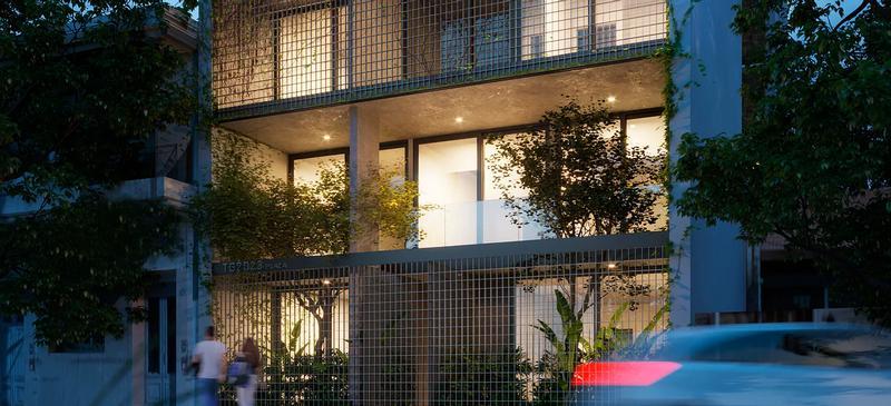 Foto Departamento en Venta en  Mataderos ,  Capital Federal  Edificio premium monoambiente en Mataderos  Loft Divisible con balcón aterrazado