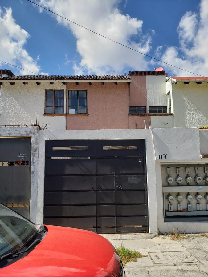 Foto Casa en Venta en  Fray Antonio de San Miguel,  Morelia  COL. FRAY ANTONIO DE SAN MIGUEL