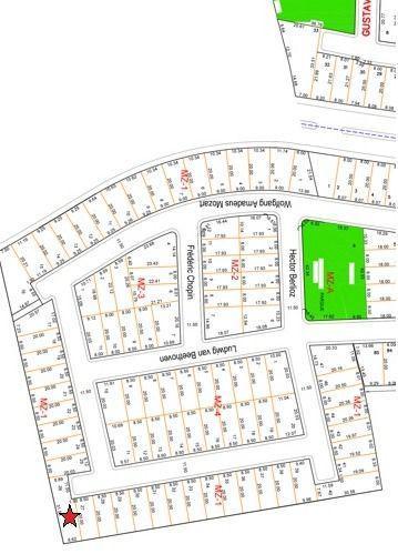 Foto Terreno en Venta en  Fraccionamiento Lomas de la Rioja,  Alvarado          LOMAS DE LA RIOJA, Terreno en VENTA de 282.20 m2 en $3,625 m2, (IV)