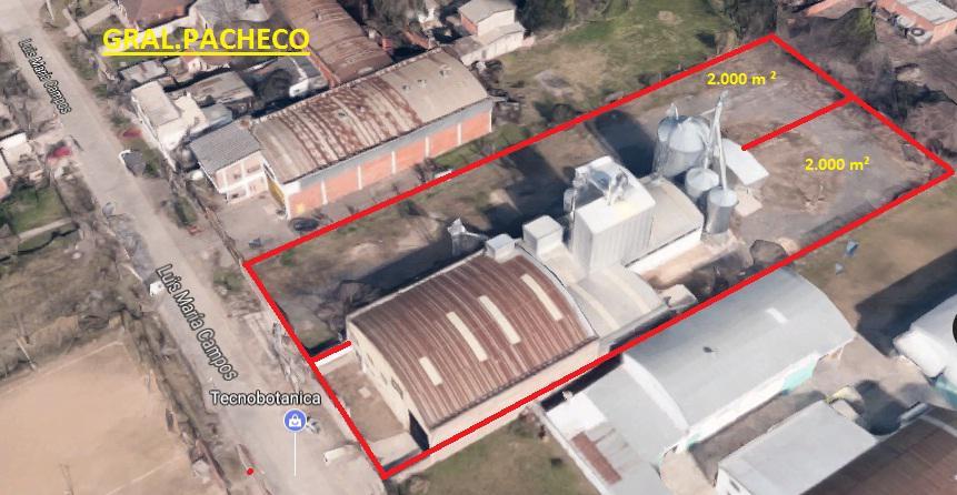 Depósito en Venta en General Pacheco de 0 ambientes