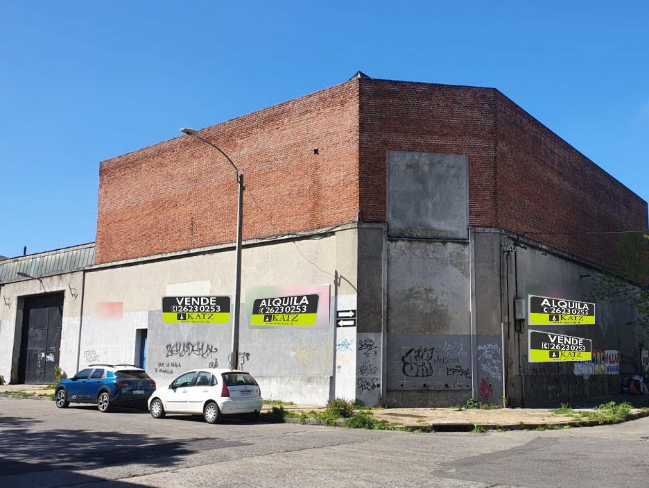 Foto Depósito en Venta en  Aguada ,  Montevideo  GRAL PALLEJA ESQ ENTRE RIOS