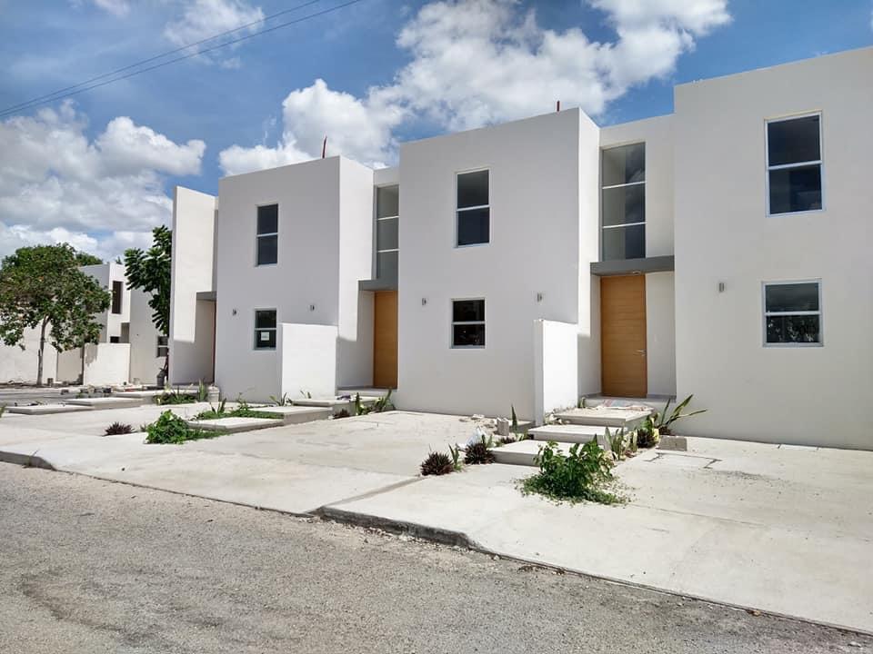 Foto Casa en Venta en  San Pedro Uxmal,  Mérida  Casa en venta en Merida, cerca De Francisco de montejo- entrega inmediata