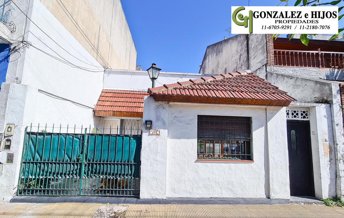 Foto PH en Venta en  Parque Avellaneda ,  Capital Federal  Olivera 473