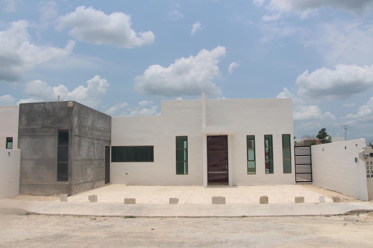 Foto Casa en Venta en  Pueblo Cholul,  Mérida  Estrena casa lista a precio de preventa, por muy poco tiempo
