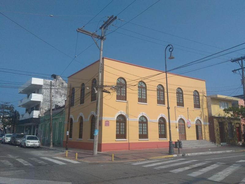 Foto Oficina en Renta en  Ricardo Flores Magón,  Veracruz  [RENTA] Oficina comercial en zona centro, Veracruz, Ver.