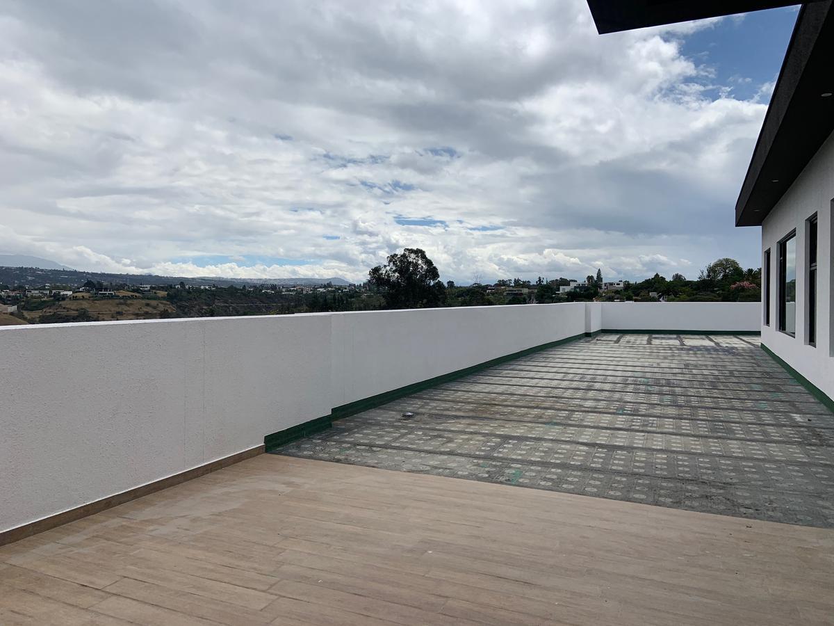 Foto Departamento en Venta en  Tumbaco,  Quito  TUMBACO