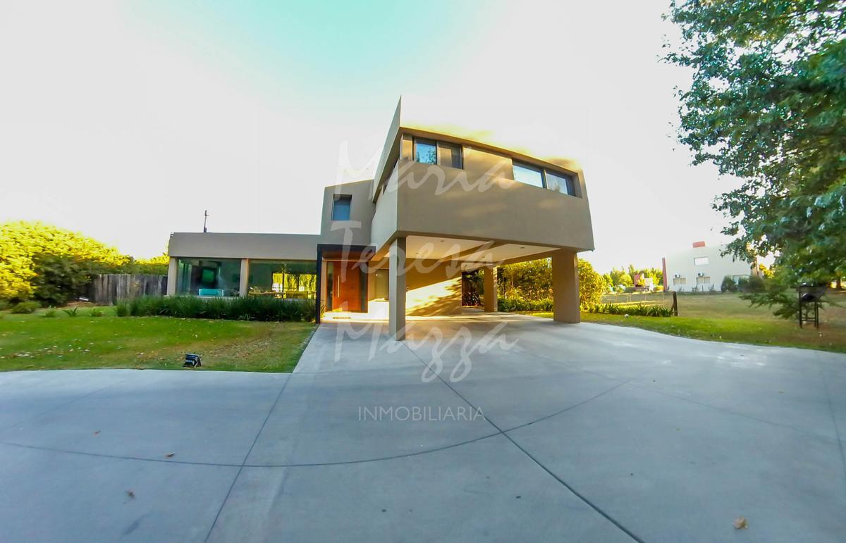 Foto Casa en Alquiler en  Los Alamos Club de Campo,  Ibarlucea  Los Alamos