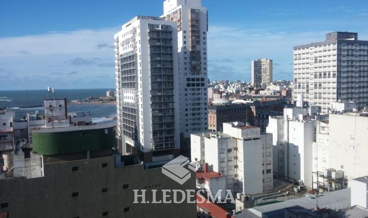 Foto Departamento en Venta en  Centro,  Mar Del Plata  CORRIENTES  1600