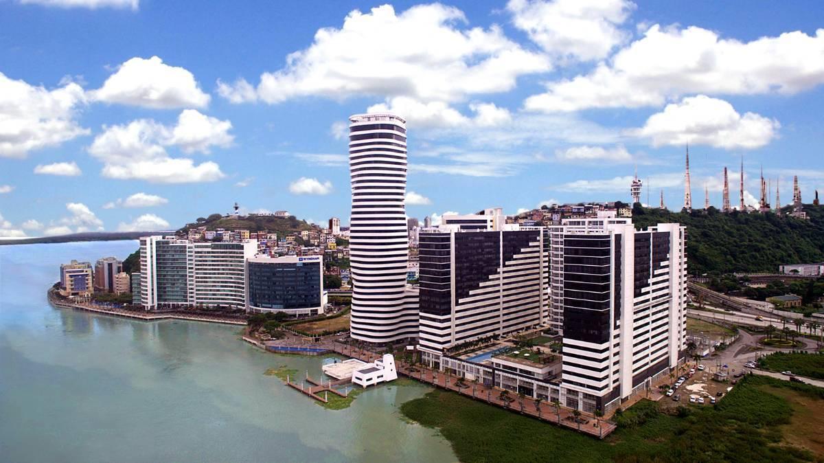 Foto Terreno en Venta en  Centro de Guayaquil,  Guayaquil  Puerto Santa Ana