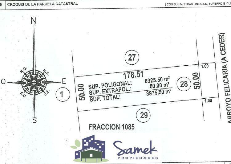Foto Terreno en Venta en  Felicaria,  Zona Delta San Fernando  Felicaria Parcela 28