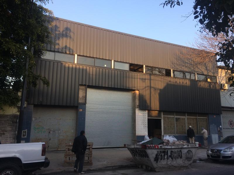 Foto Depósito en Alquiler en  Chacarita ,  Capital Federal  Morlote al 900