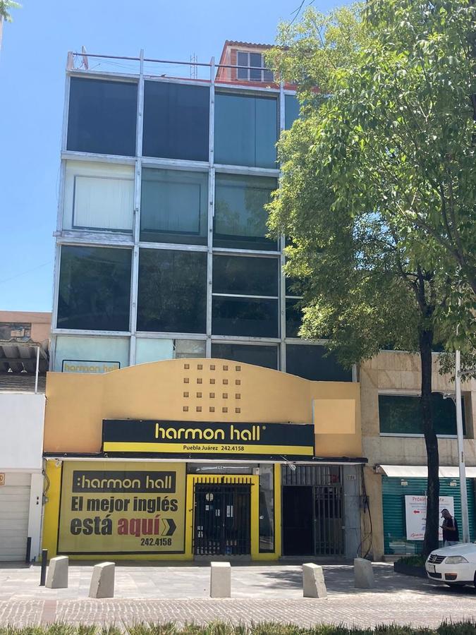 Foto Oficina en Renta en  La Paz,  Puebla  Oficinas en Zona Esmeralda Puebla