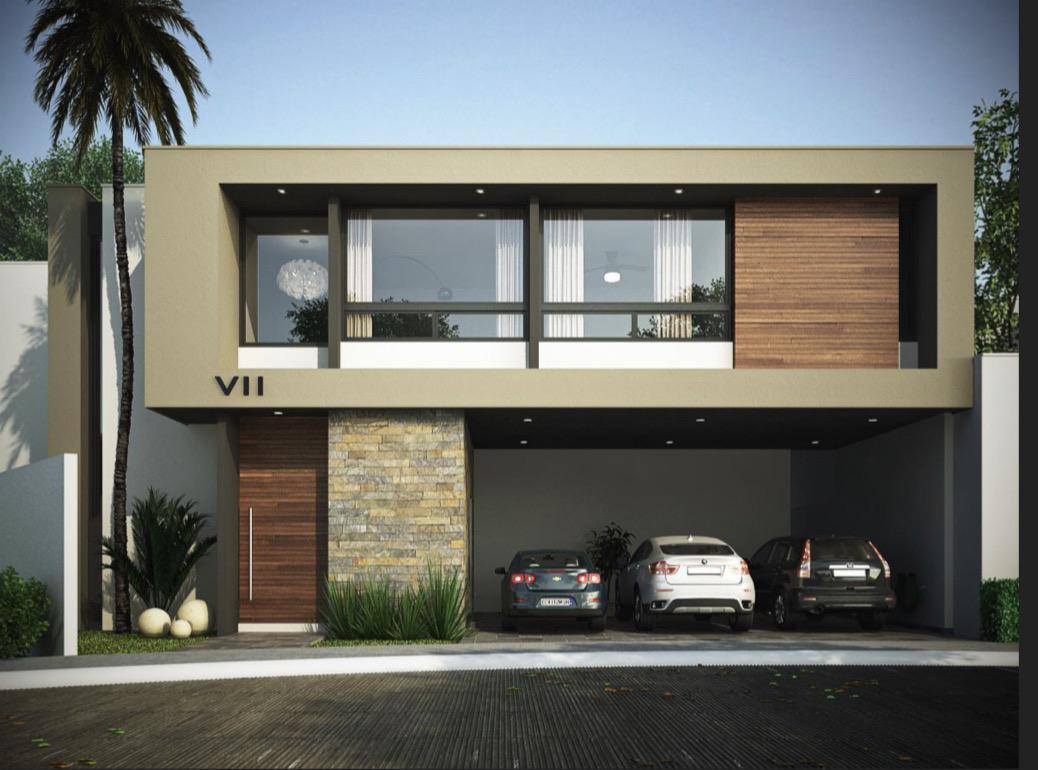 Foto Casa en Venta en  Carolco,  Monterrey  Casa en Venta en Proyecto, en Carolco Residencial en Zona Carretera Nacional (LJGC)