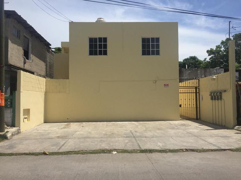 Foto Edificio Comercial en Venta en  Arenal,  Tampico   Jose Maria Morelos y Pavon Edificio de Departamentos