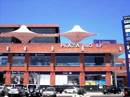 Foto Local en Renta en  Boca del Río Centro,  Boca del Río  PLAZA RÍO LF, Local en RENTA en Planta Baja de 150 m2