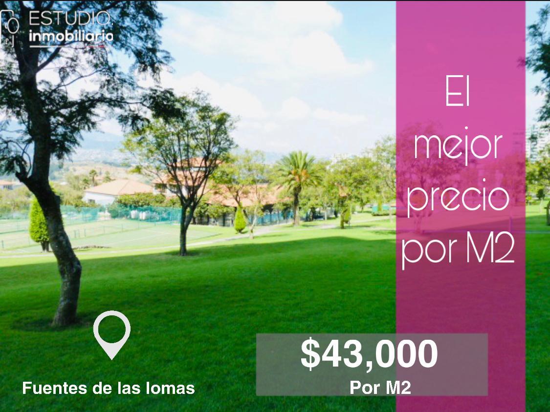 Foto Departamento en Venta en  Jesús del Monte,  Huixquilucan  FUENTE DE LAS LOMAS DEPARTAMENTO EN VENTA.seguridad,áreas comunes,vista panorámica.
