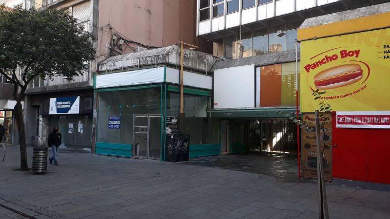Foto Local en Alquiler en  Centro,  Rosario  Córdoba 844 Planta baja
