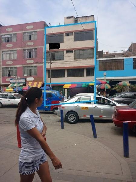Foto Edificio Comercial en Venta en  San Juan de Lurigancho,  Lima  San Juan de Lurigancho