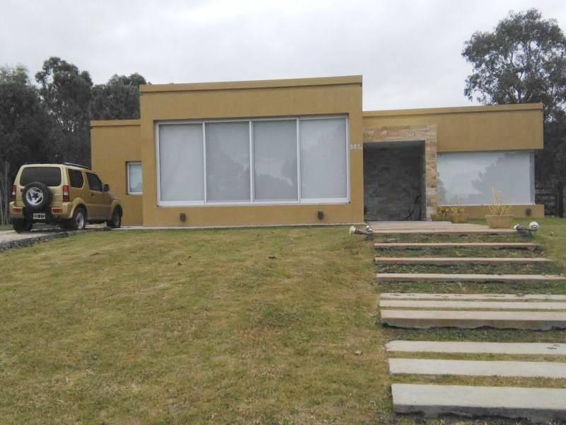Foto Casa en Venta en  Costa Esmeralda,  Punta Medanos  Deportiva al 100