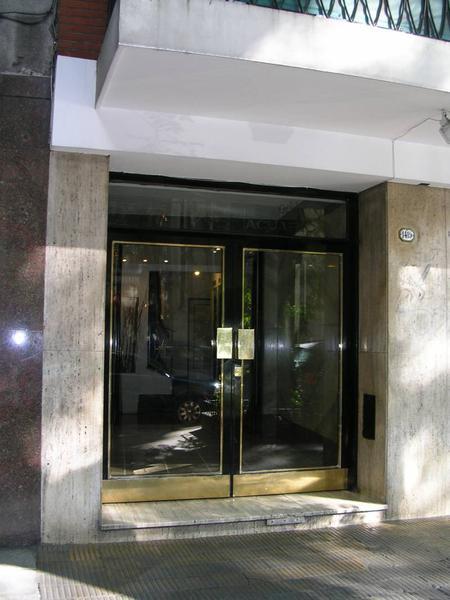 Foto Departamento en Alquiler en  Barrio Norte ,  Capital Federal  Av. Coronel Diaz  al 1400