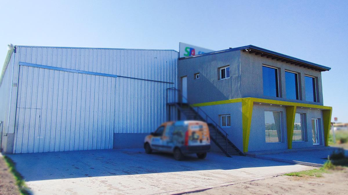 Foto Galpón en Alquiler en  General Pico,  Maraco  Ruta Prov. 1