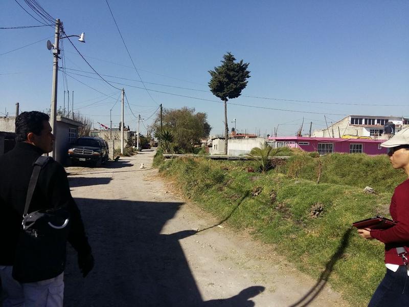 Foto Terreno en Venta en  San Pedro Totoltepec,  Toluca  COLONIA EL RINCON