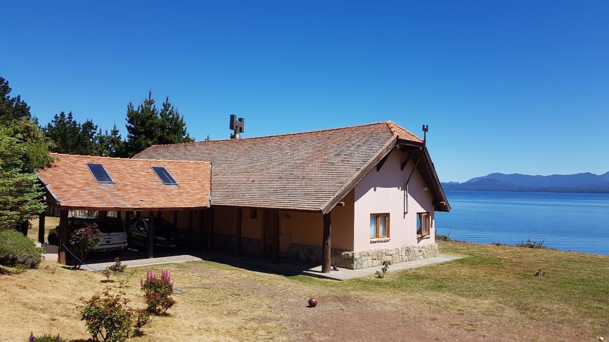 Foto Casa en Venta en  Villaverde,  San Carlos De Bariloche  Lancha Correntoso al 5000
