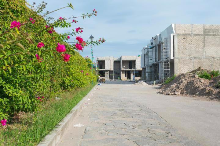Foto Casa en condominio en Venta en  Aeropuerto Ciudad de Puerto Vallarta,  Puerto Vallarta  Casa cerca del aeropuerto en Vallarta - Modelo Santorini