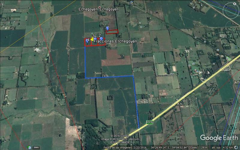 Foto Campo en Venta en  Open Door,  Lujan  Etchegoyen 3,7 hectáreas