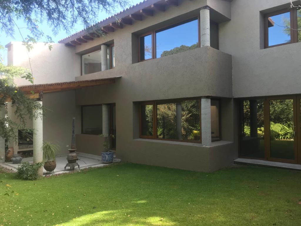 Foto Casa en condominio en Venta | Renta en  Club de Golf los Encinos,  Lerma  Encinos