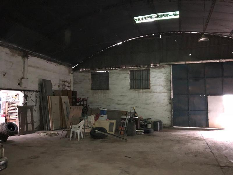 Foto Galpón en Alquiler en  San Antonio,  Cordoba  Valparaiso 6500