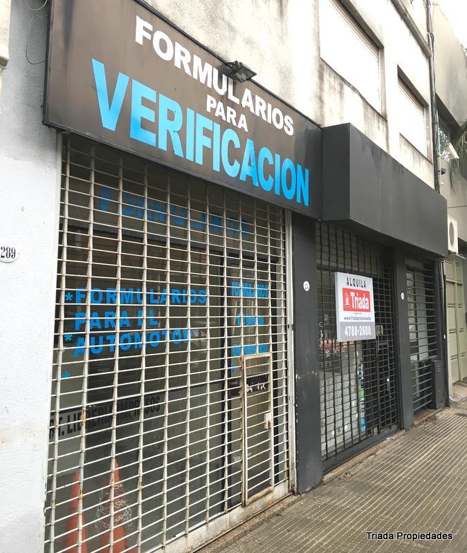 Foto Local en Alquiler en  Belgrano Chico,  Belgrano  Echeverría al 1200