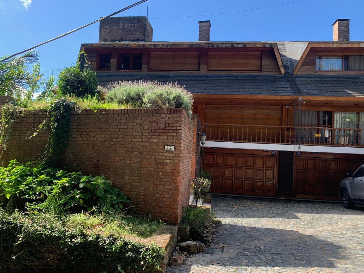Foto Casa en Alquiler en  Punta Chica,  San Fernando  Martin Fierro 2336