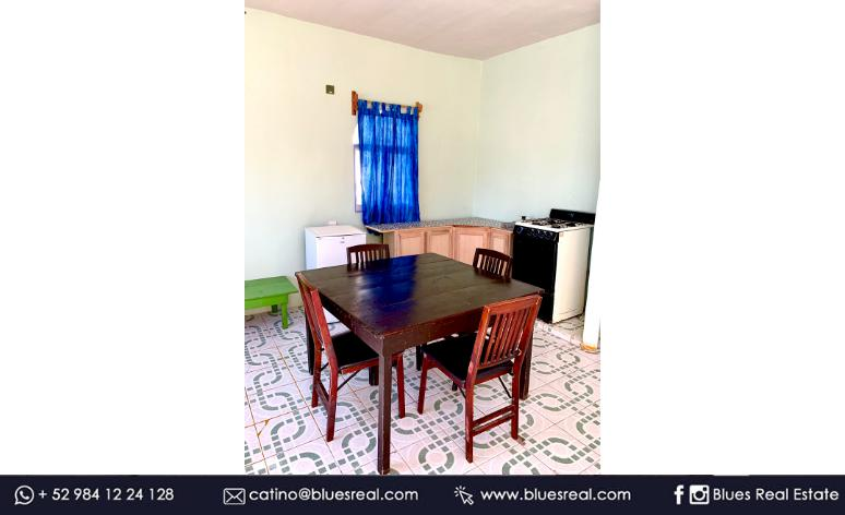 Picture Apartment in Rent in  Solidaridad ,  Quintana Roo  Penthouse for rent in Playa del Carmen in Santa Croce complex | Blues Real | Code 959