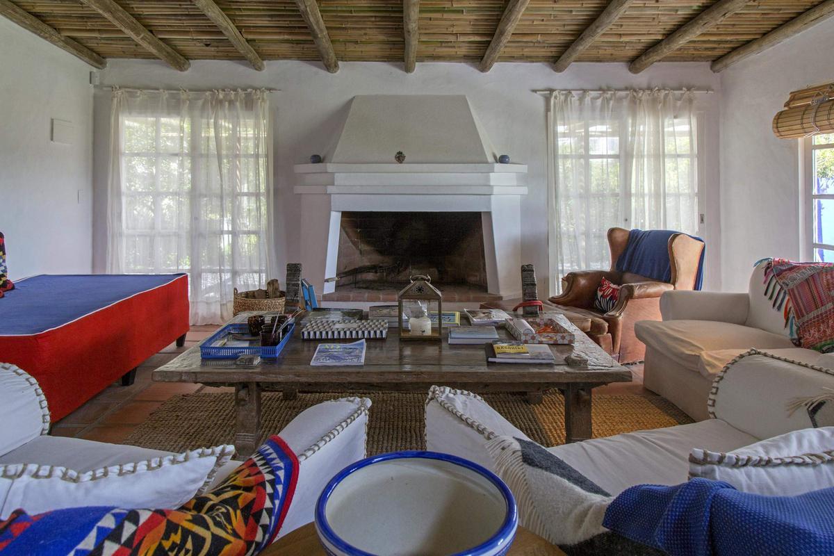 Foto Casa en Alquiler temporario en  José Ignacio ,  Maldonado  Casa Azul