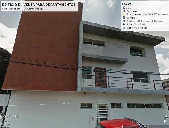 Foto Casa en condominio en Venta en  Monterrey ,  Nuevo León  EDIFICIO EN VENTA MARSELLA