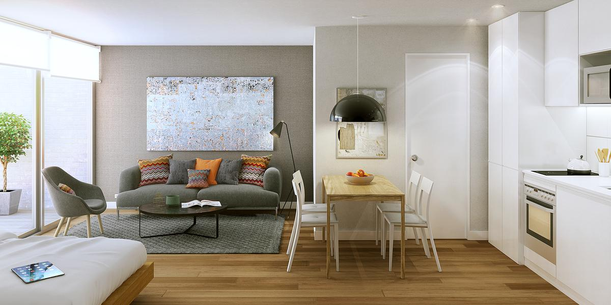Foto Apartamento en Venta en  Pocitos ,  Montevideo  Francisco Muñóz 3174 y La Gaceta
