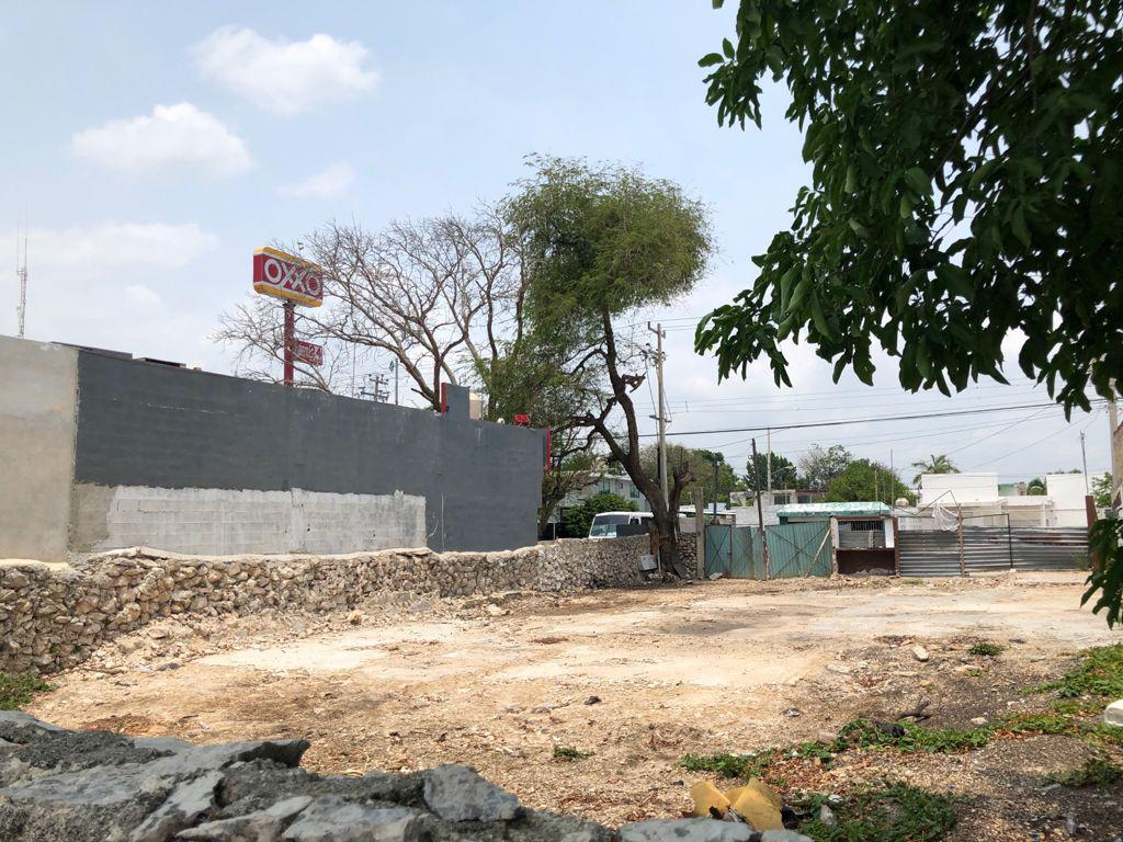 Foto Terreno en Renta en  Mérida Centro,  Mérida  Terreno de 17x32 al lado de OXXO, gasolinera, banco y locales comerciales, en el centro-sur de Mérida