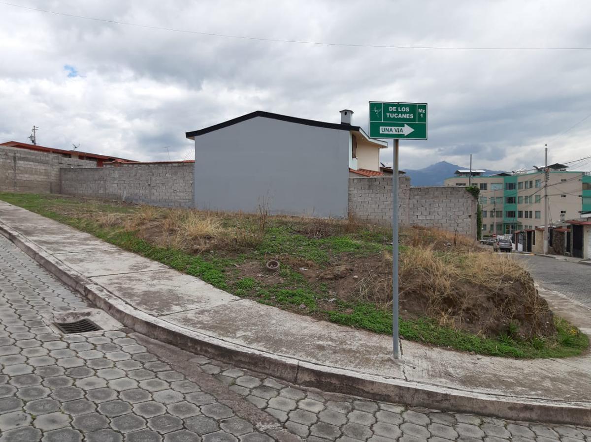 Foto Terreno en Venta en  Los Chillos,  Quito  Los Chillos, lote de venta plano,  urbanizacion privada