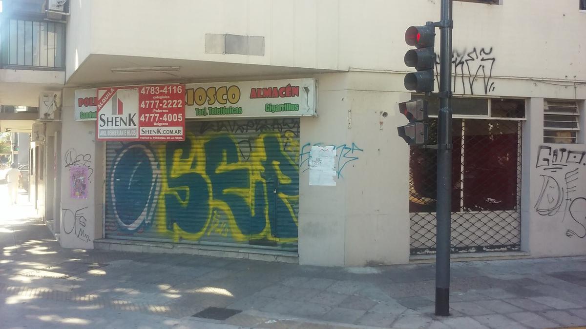 Foto Local en Alquiler en  Palermo ,  Capital Federal  NICETO VEGA 5300