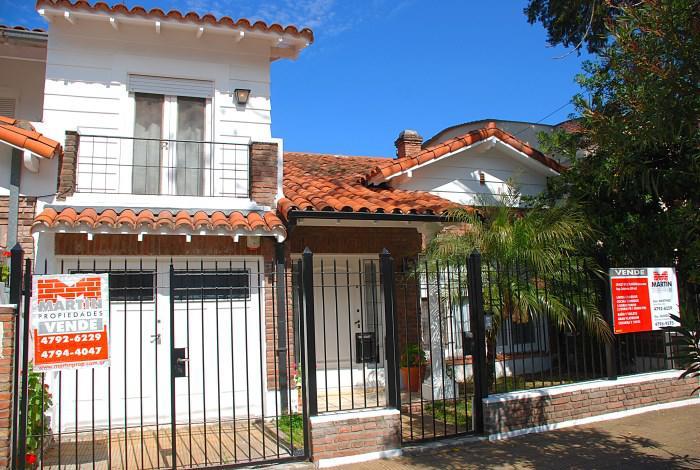 Foto Casa en Venta en  Mart.-Santa Fe/Fleming,  Martinez  LIBERTAD al 500