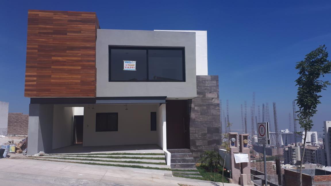 Foto Casa en Venta en  Zona Industrial,  San Luis Potosí  ESTRENA CASA EN FRACC. MONTERRA