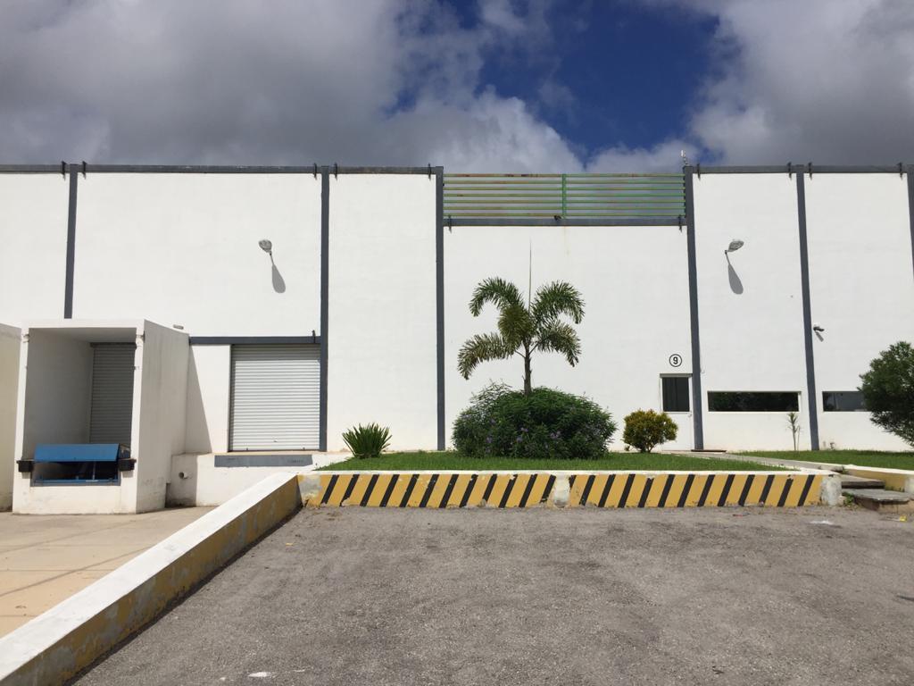 Foto Bodega Industrial en Renta en  Mérida ,  Yucatán  Rento bodegas comerciales  diferentes medidas ideal para Cedis