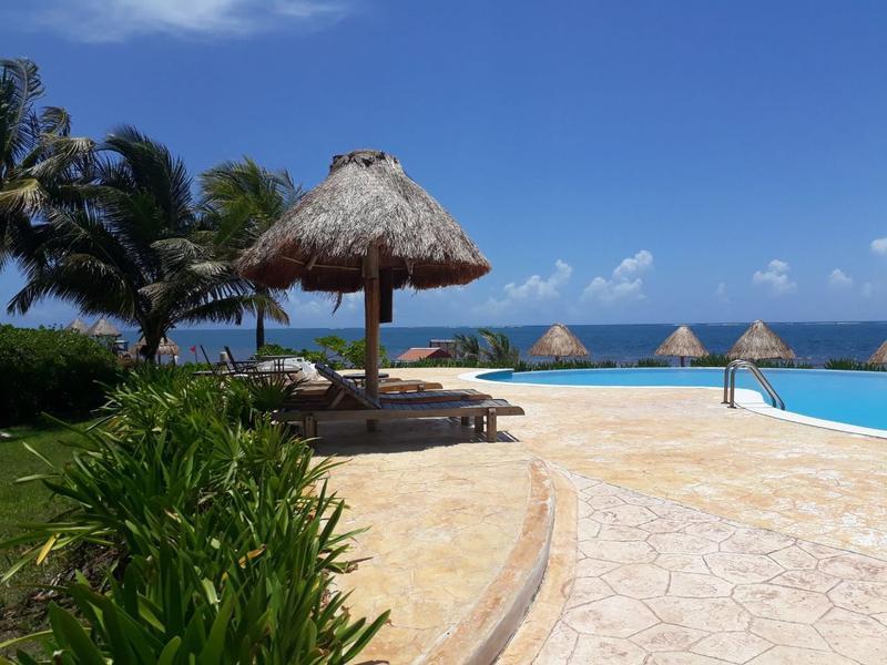 Foto Casa en condominio en Venta en  Puerto Morelos,  Puerto Morelos  Villa en venta Puerto Morelos!