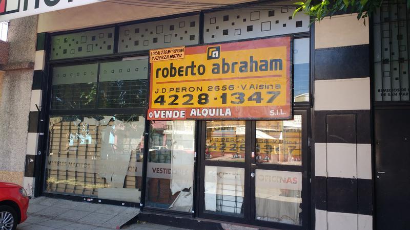 Foto Local en Venta | Alquiler en  Valentin Alsina,  Lanus  REMEDIOS DE ESCALADA 2500