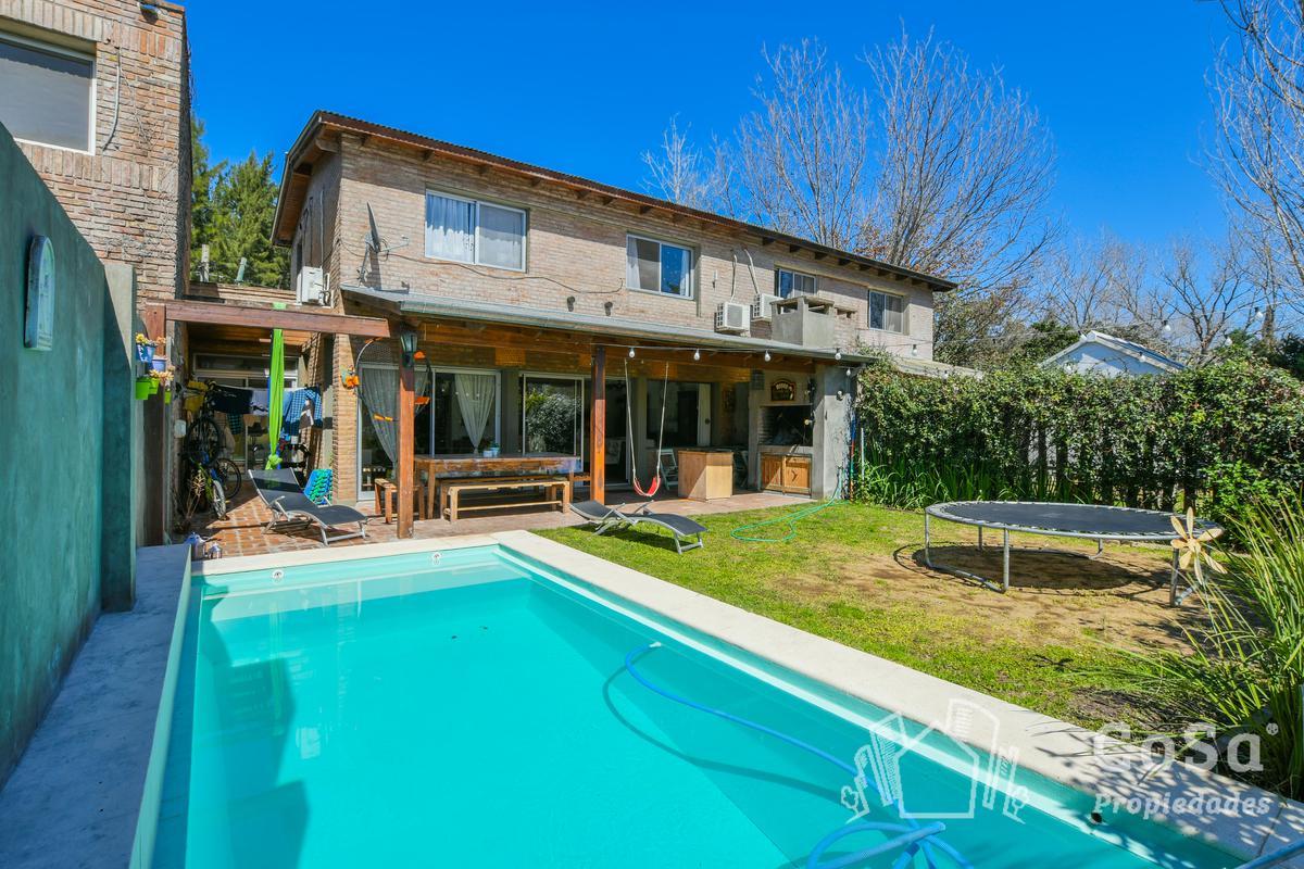 Foto Casa en Venta en  Aldea Fisherton,  Rosario  Jose Ingenieros  8870